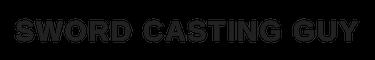 Sword Casting Guy Logo